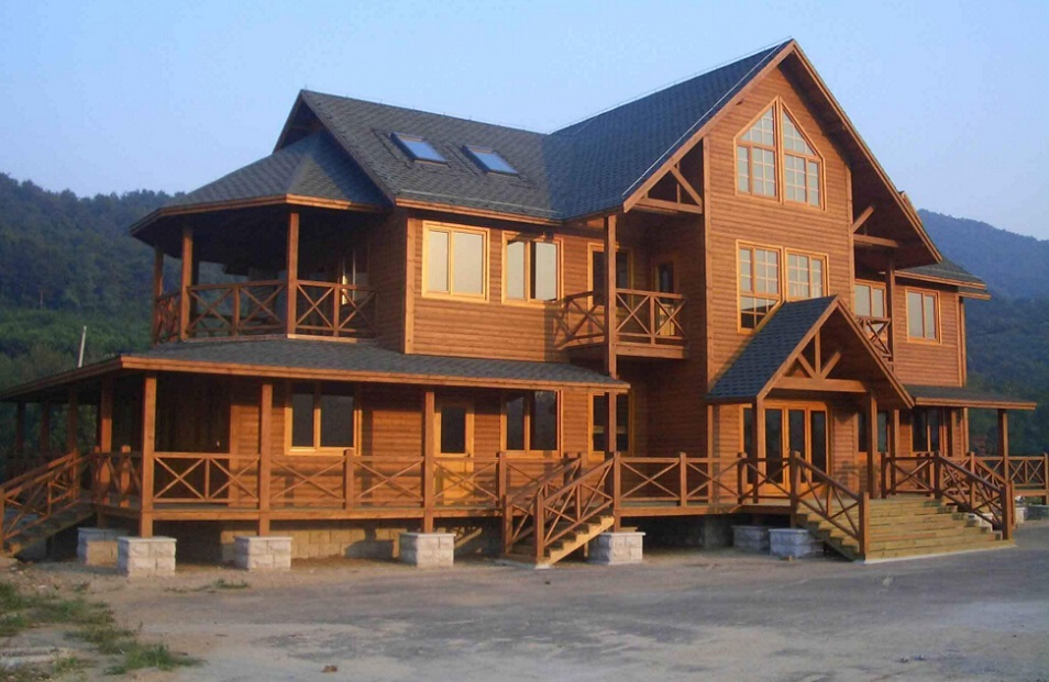 传统轻木结构