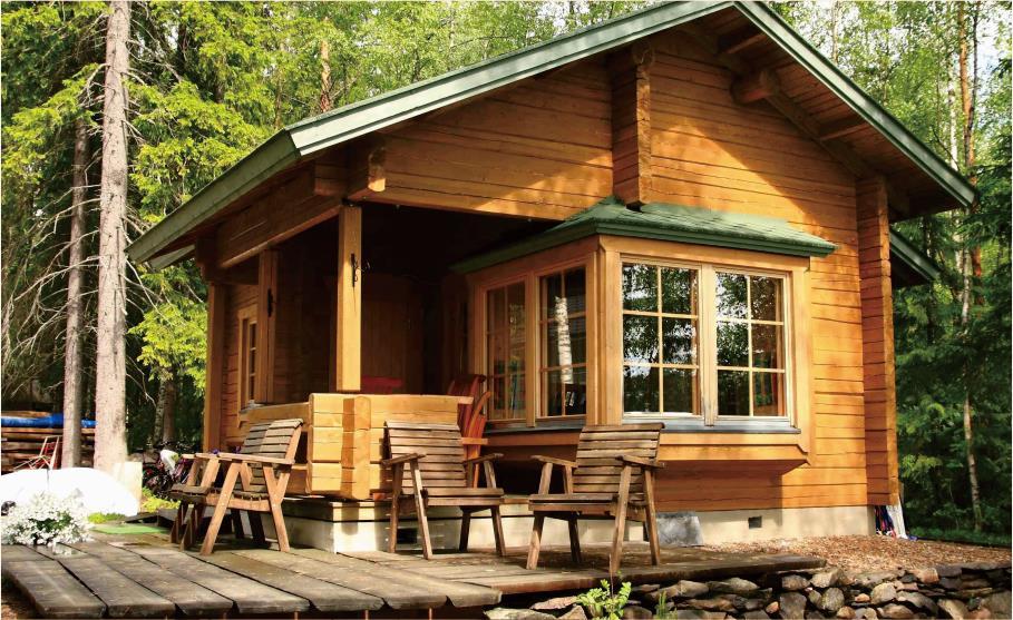 木结构房屋与传统房屋相比有什么优势