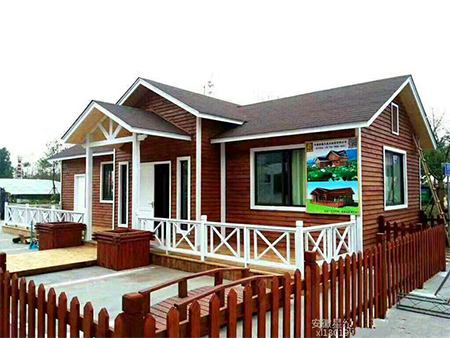 从设计上来说,木屋别墅有哪些优势