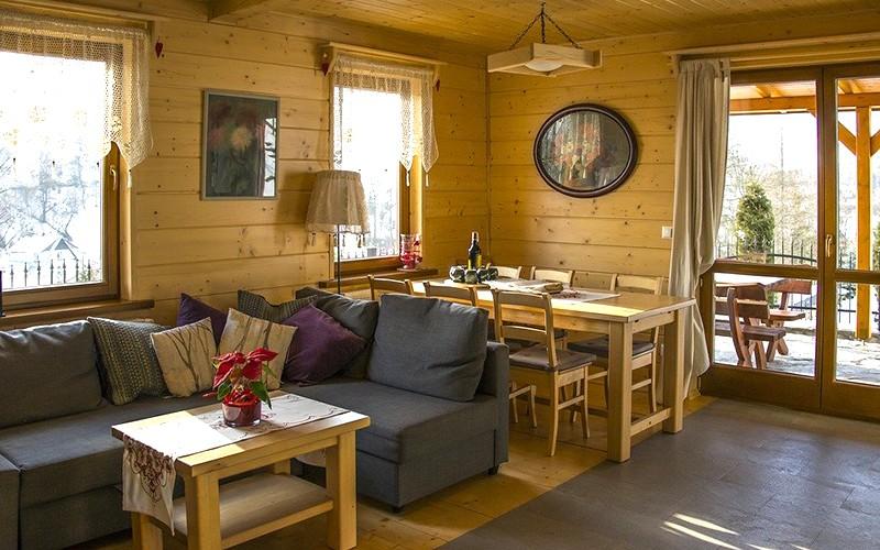 木屋--环保美观施工期限短