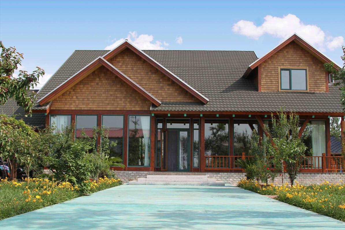 您知道木别墅的结构类型是什么吗?