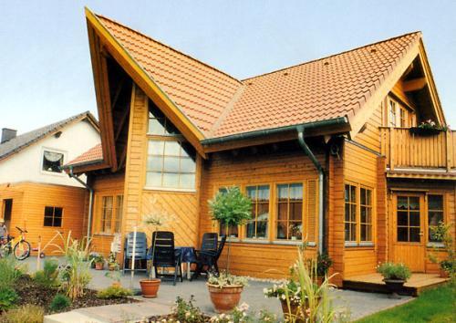 木別墅的五大特點和優勢