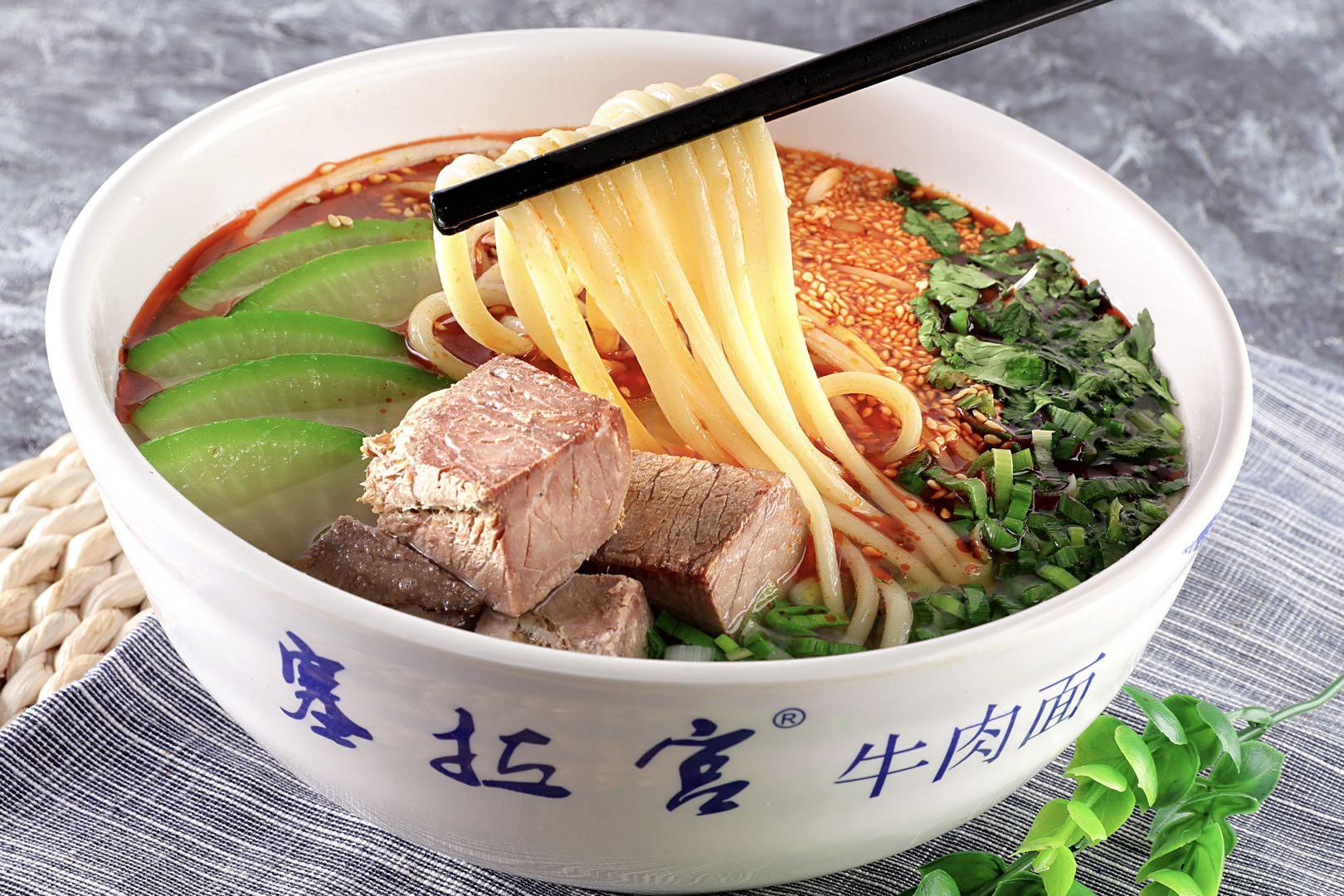 一碗牛肉面好不好吃关键在汤