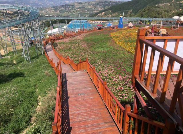 甘肃省庆阳市庞川牧场景区
