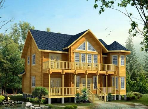 一起来看一下陕西木屋别墅有哪些优势吧?