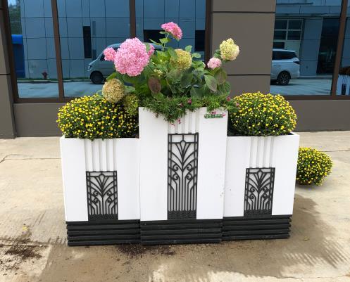 PVC花箱的特点你知道吗?