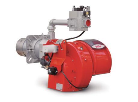 燃气/轻油双燃料燃烧器TBML 90P