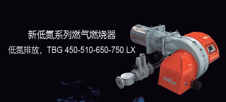超低氮燃烧器NOX<80mg/N3