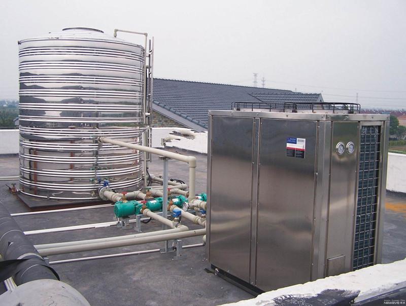 陕西空气能热水工程
