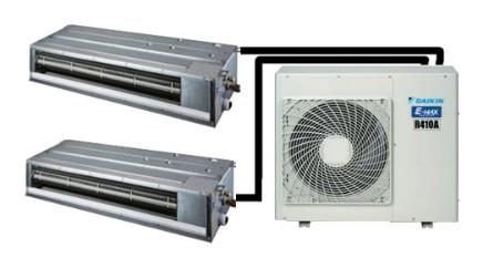 如果选择中央空调,需要考虑整体性时,大金和三菱选择哪种?