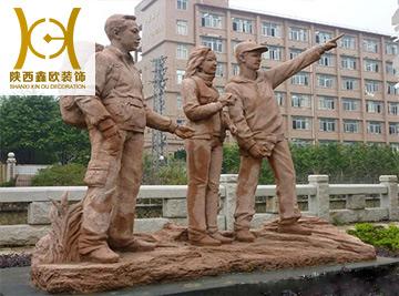 西安园林景观雕塑