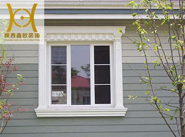 GRC门套窗套设计