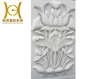 西安EPS浮雕山花