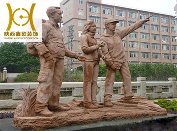 西安園林景觀雕塑