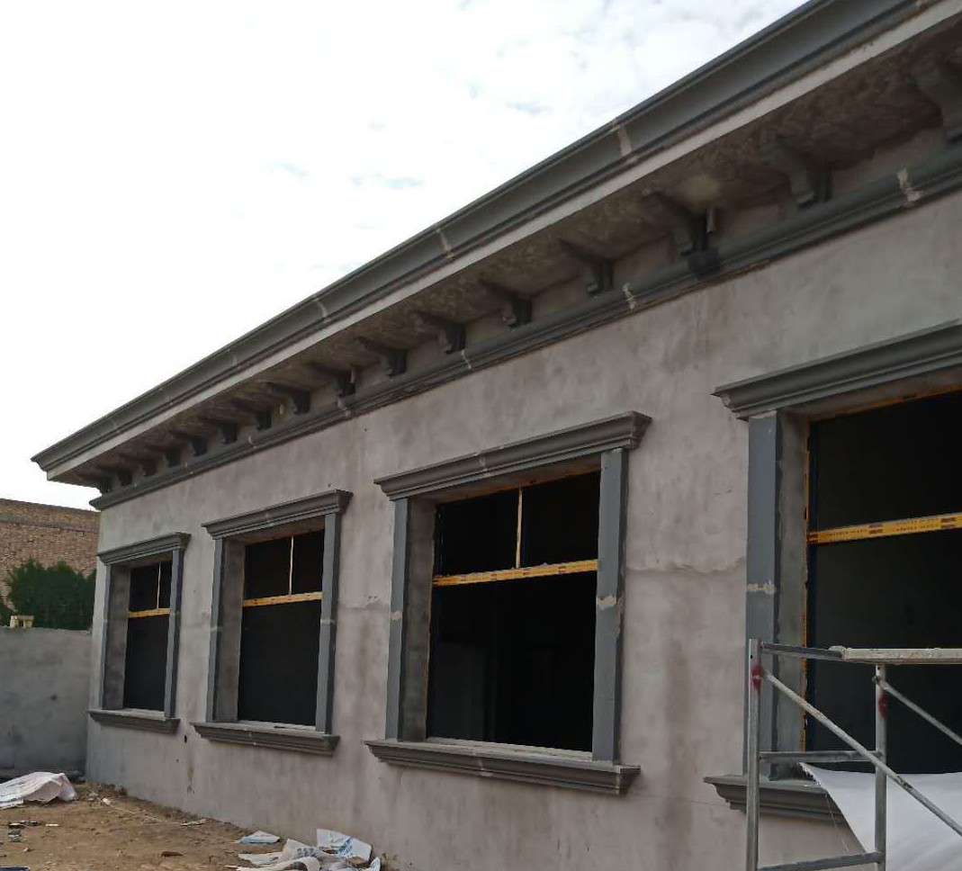 西安EPS线条窗套安装