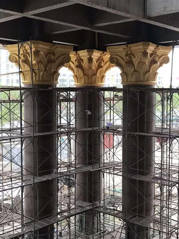 GRC罗马柱柱头