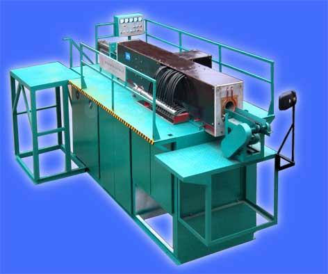 中频加热中截齿焊接的应用