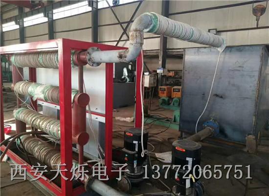 西安電磁鍋爐-液體循環加熱工程
