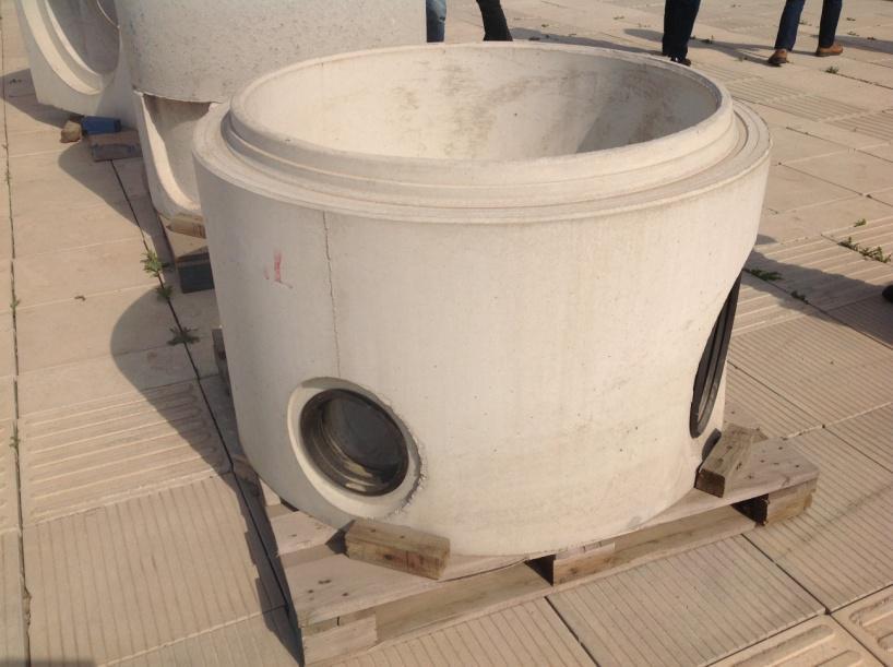 西安混凝土检查井教你安装排水检查井