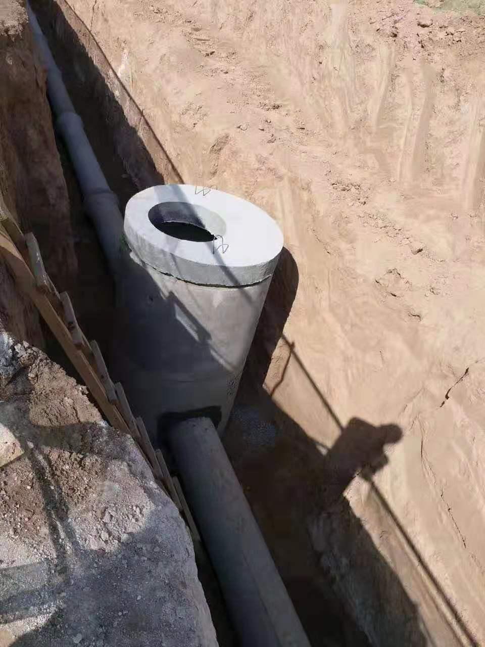 渭南合阳解放路市政排水工程