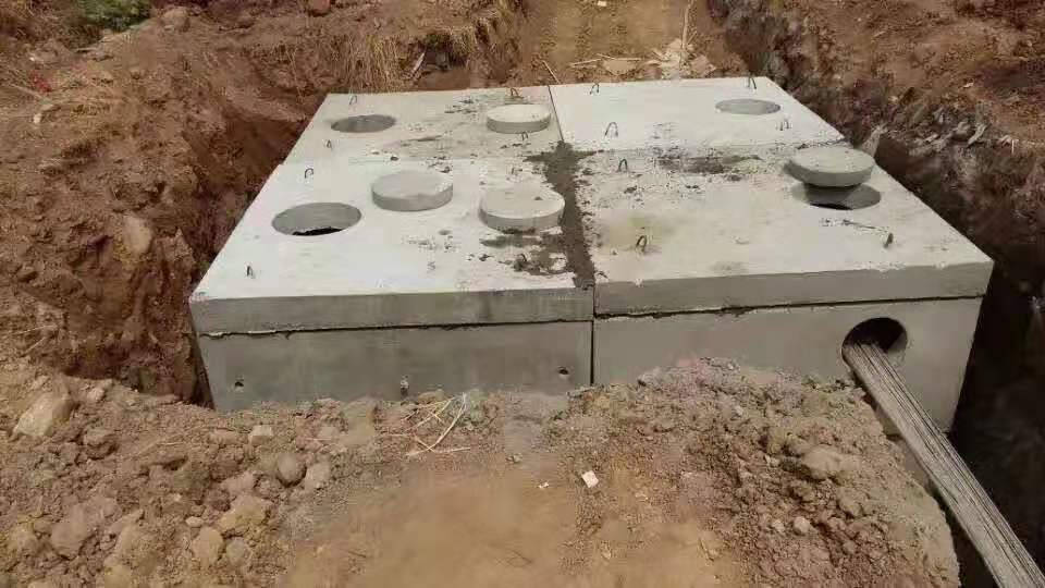 陕西晟泰源水泥制品有限公司教您如何选择好的化粪池厂家?