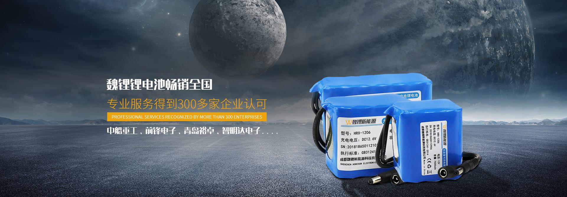 成都18650锂电池
