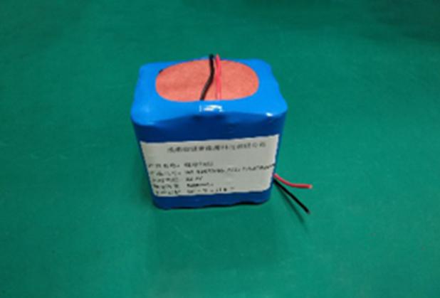11.1V 5200mAh锂电池