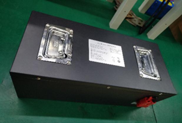 48V/50Ah  场地AGV车锂电池