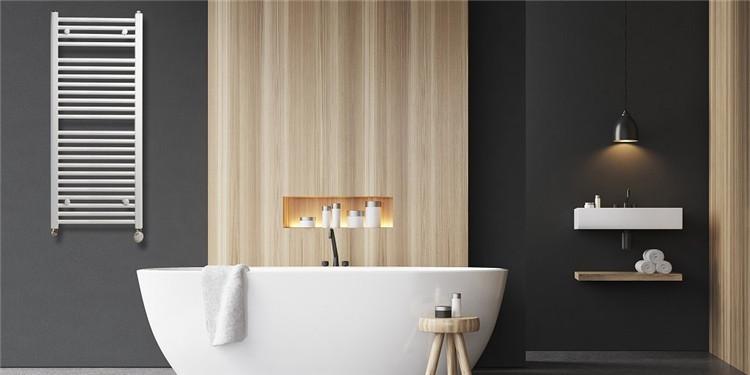 泰克尼克(termoteknik)卫浴散热器 贵阳暖通公司加热毛巾架 卫浴暖气片 壁挂式毛巾架暖气片