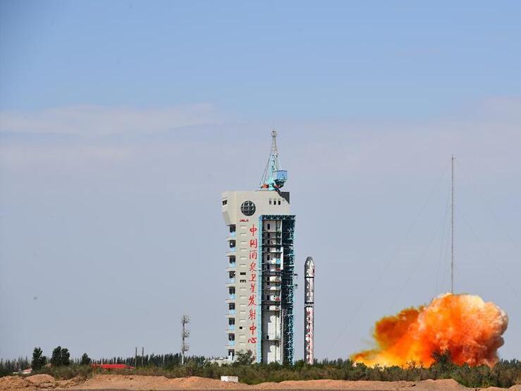 我国成功发射高分九号05星,搭载发射多功能试验卫星、天拓五号卫星