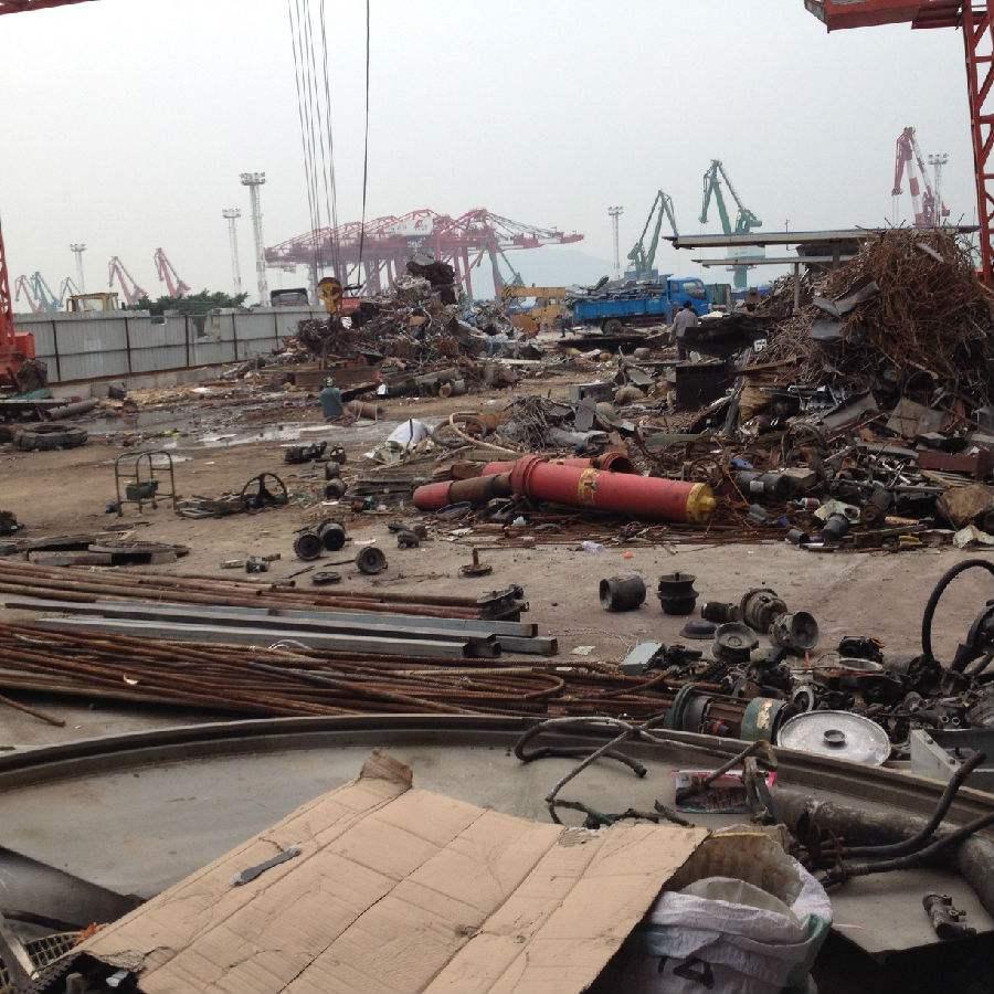 宁夏建筑废铁回收