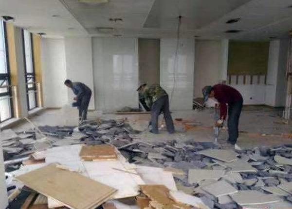工程拆除施工公司  宁夏厂房拆除公司
