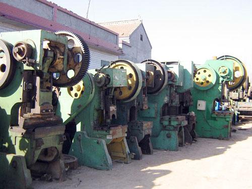 工厂废旧设备回收