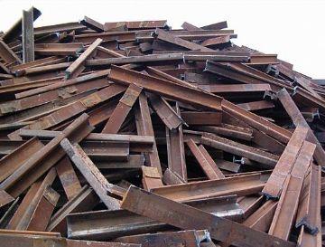二手钢材回收  宁夏废品回收公司