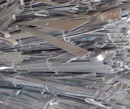 宁夏铝板回收  专业铝板大量回收