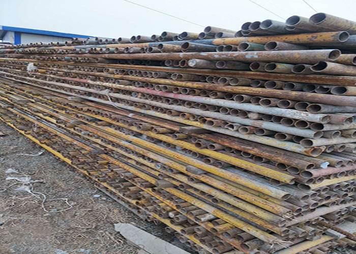 宁夏废旧钢管回收 工厂二手钢管回收电话