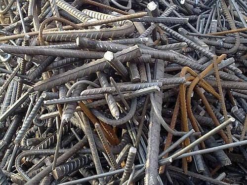 宁夏废钢回收价格