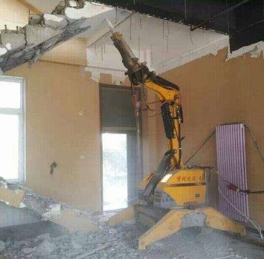 宁夏房屋拆除工程