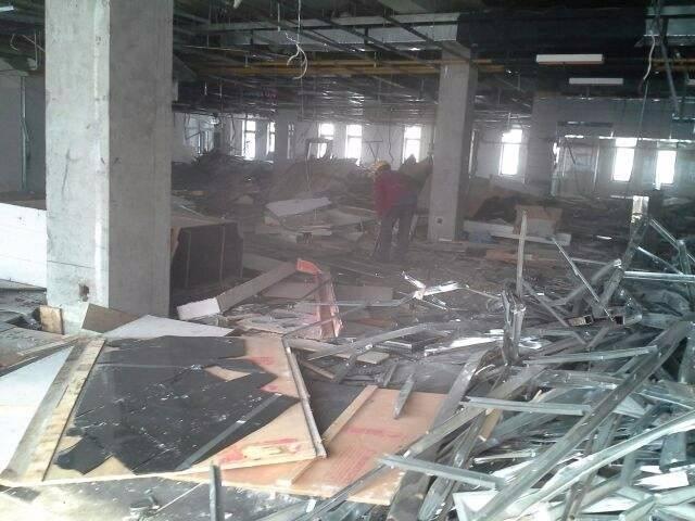 宁夏室内拆除工程