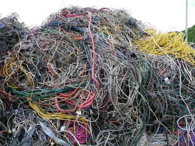 宁夏废旧电缆回收