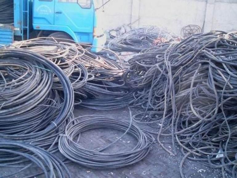 宁夏电缆回收