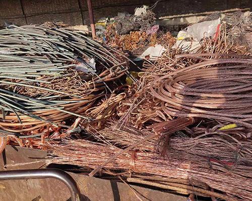 宁夏废旧金属回收