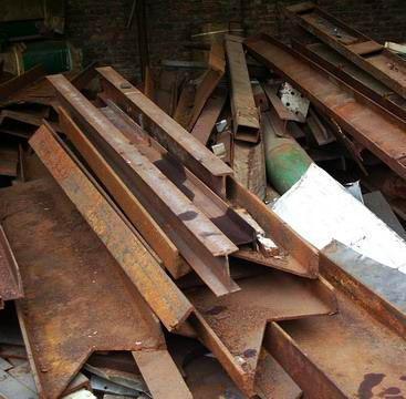宁夏废旧钢材回收