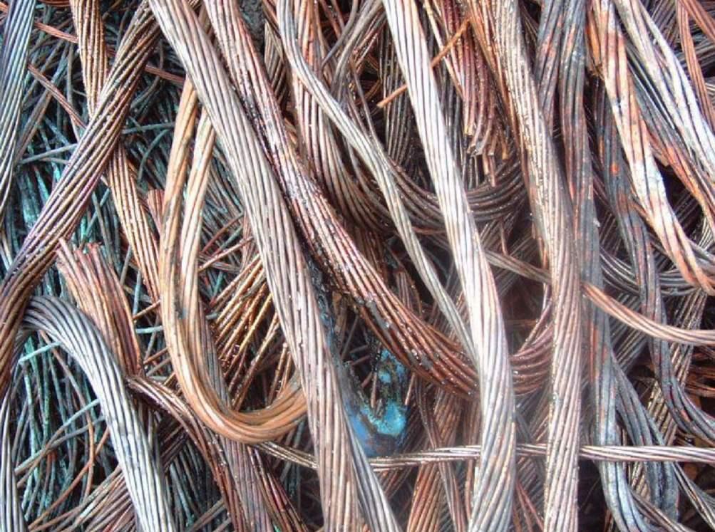银川废铜回收厂家,专业废铜回收