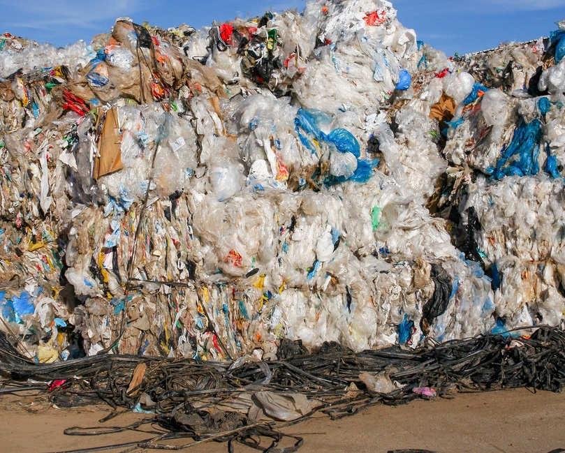 带你看看废塑料回收之后的主要用途