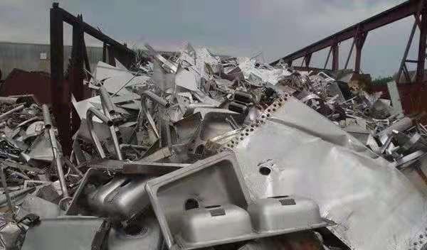 废铜废铁回收案例