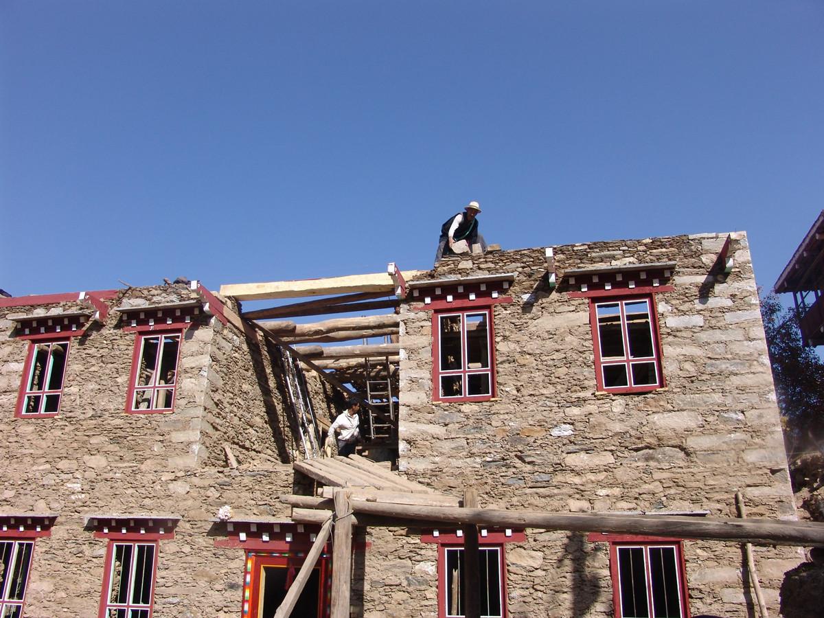 成都植筋胶房屋改造案例展示
