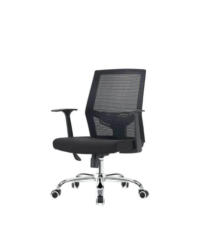 小电脑椅_网布_职员椅