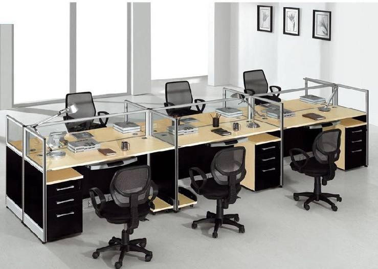 常见的办公桌你知道有哪些形状吗?