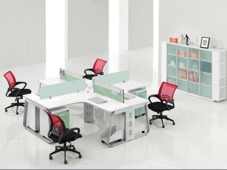 你知道职场用的屏风办公桌要怎么挑选吗?